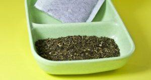 oczyszczająca zielona herbata