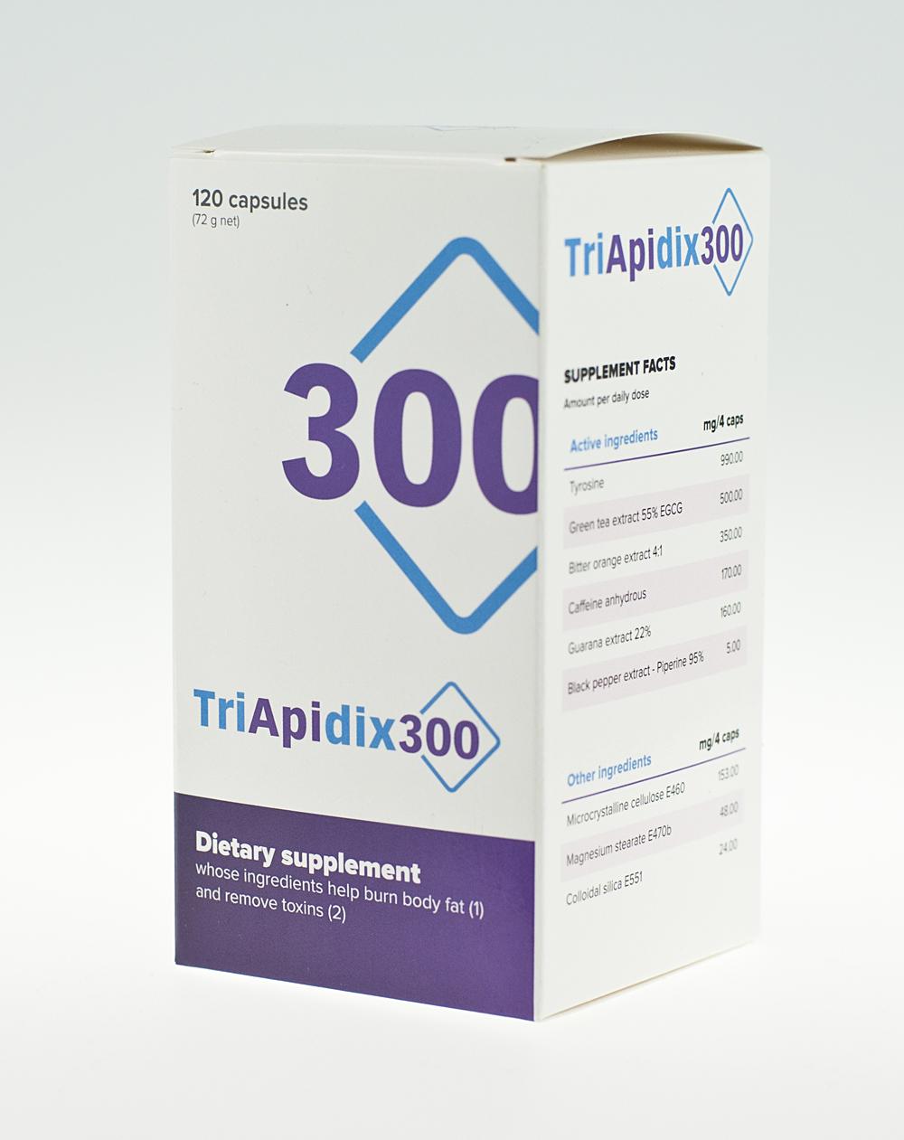 Triapidix300 na odchudzanie